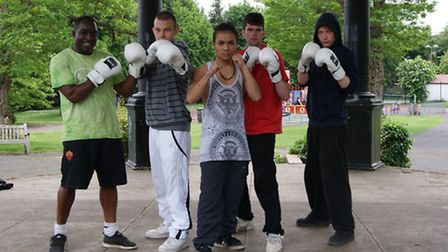 Marc Campbell, Aiden Ford, Thai Wichian, Perry Woodehouse, Max Schofield