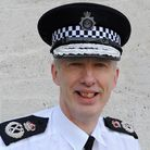 Chief Constable Andy Bliss