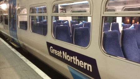 Commuters are facing delays tonight after a power cut between Welwyn GC and Hitchin.