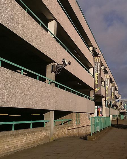 CCTV is in operation at the car park 24 hours a day