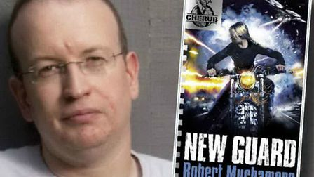 Author Robert Muchamore is coming to Letchworth