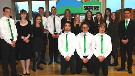 Young Enterprise at Stratton Upper School