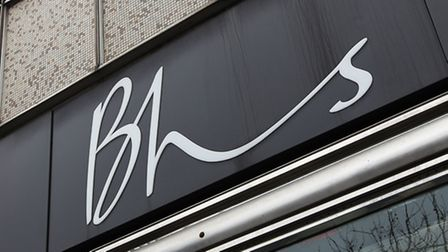 Town centre fixture BHS is to vanish from Stevenage for good after more than 40 years following the
