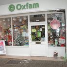 The Oxfam shop in King Street
