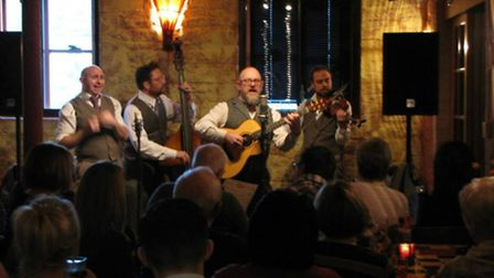The Malingerers are appearing at the Letchworth and Baldock Folk Blues and Roots Club in June