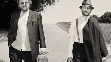 Chas & Dave to perform at Kings Lynn Corn Exchange in September