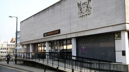 St Albans Magistrates Court, where the case was heard.