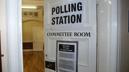Residents of Saffron Walden went to the polls today to vote in the EU referendum