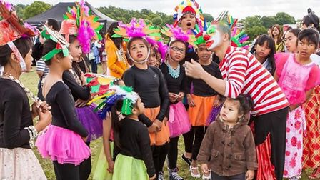 The Barrio Fiesta was due to take place in Stevenage this weekend