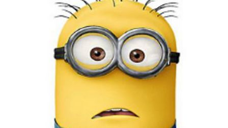 You can vote dressed as a Minion so long as you don't create a distrubance.
