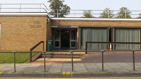 Mr Pateman will appear at Stevenage Magistrates' Court next month after being charged with burglary