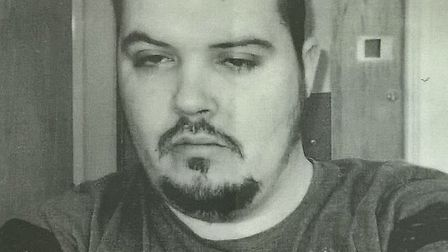 Matthew Wallace was reported missing from Stevenag on Monday