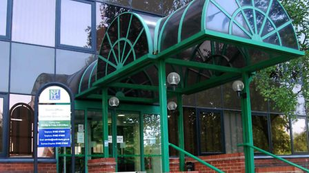 North Herts District Council offices in Letchworth.