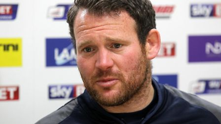 Passionate Stevenage boss Darren Sarll issues rallying cry.