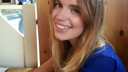 Zoe Woolmer, who fell to death while on a guided tour of Kings Canon in Australia at the age of 23.