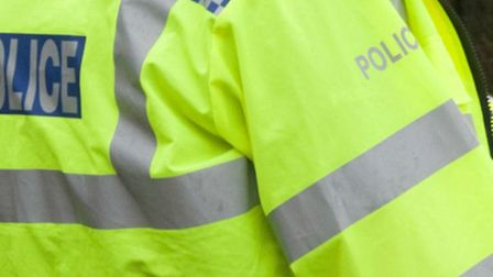 Two suspected drug dealers from Hitchin were arrested last night after police in Letchworth found wh