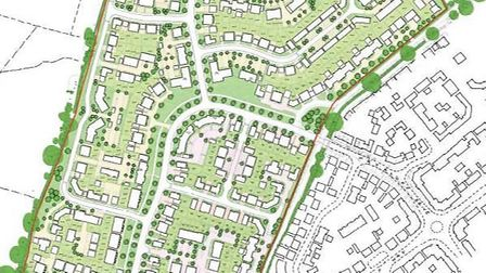 Plans for 360 homes to be built on Green Belt land on the outskirts of Stevenage have got people hot