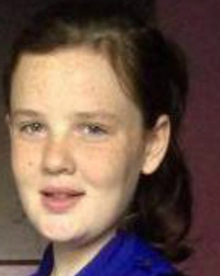 Chloe Morris, 17, has not been seen at her home address - in the St Nicholas area of Stevenage - sin