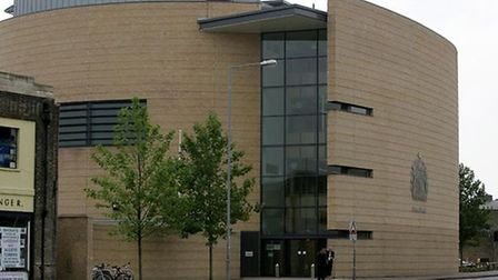 Luke Kiteley, 26, was given a 20-month suspended jail sentence at Cambridge Crown Court yesterday.