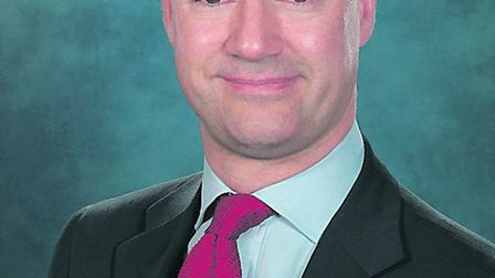 Nick Carver, chief executive of the East and North Herts NHS Trust