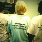 St John's Hospice are making a shout-out for volunteers.