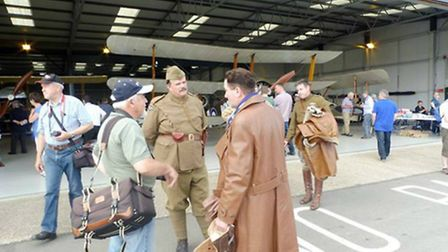 Edwardian Pageant at the Shuttleworth Collection 2016. Credit: Shuttleworth Collection