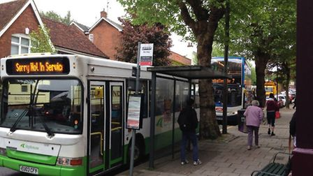 A consultation over bus services in the county has begun today