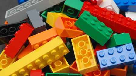 A drug addict who stole hundreds of pounds worth of Lego from the Stevenage branch of Toys R Us has
