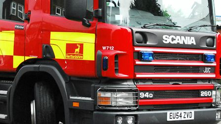 Bedfordshire Fire and Rescue Service have issued a warning after an edlerly couple were rescued from