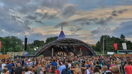 Standon Calling. Picture: Kevin Richards