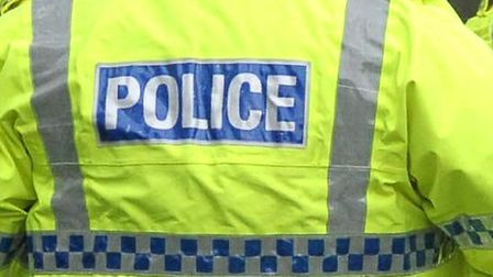 A 19-year-old man was taken to hospital in Cambridge after the collision