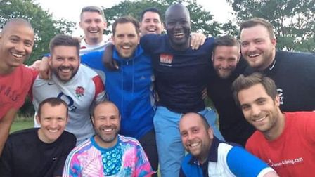 Brennan Morrison's school rugby team mates are playing in a match in memory of their friend