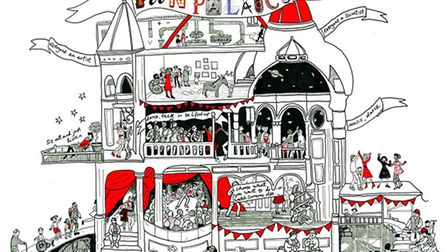 The Fun Palaces event comes to Stevenage on October 1