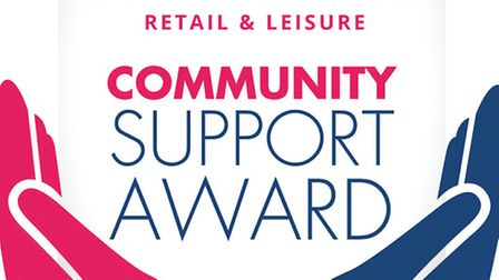 The Roaring Meg Community Support Award is in association with the Comet Community Awards 2017.