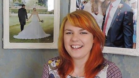 Wedding Insider blogger Nicky Tribble, from Henlow.
