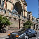 Classic Car Show at Alexandra Palace