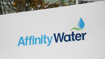 Affinity Water had the main repaired by 5.30pm.