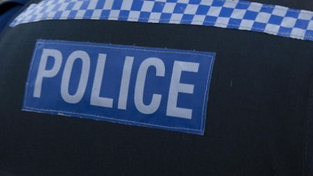 Police hunt would-be burglars after Hitchin break-in.