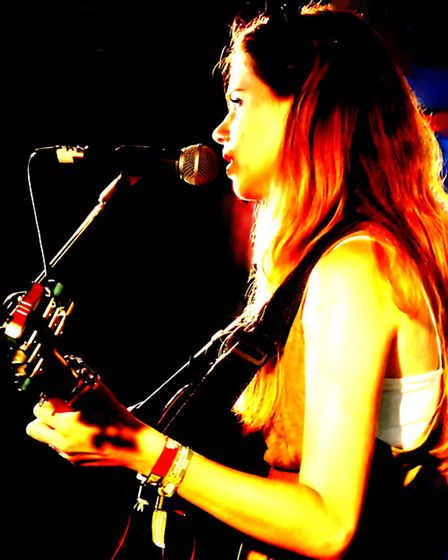 Zoe Wren is set to perform on the Folkstock stage at Balstock. Photo: Helen Meissner