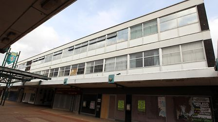 Park Place in Stevenage has been earmarked for flats.