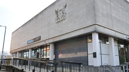A motorist from Hitchin has been jailed and banned from the road after he was found guilty of drivin