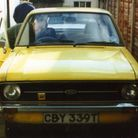 My First Car - Terence Morris