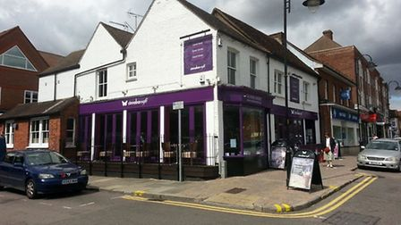Cinnabar in Stevenage will reopen tomorrow night with a new look.