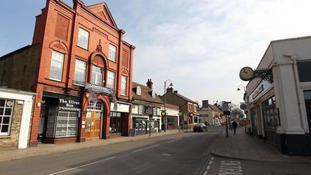 The Biggleswade Old Town initiative was started by traders.