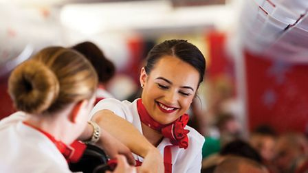100 cabin crew positions are available with leisure airline Jet2.com from Stansted Airport