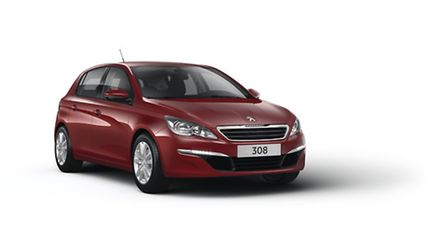 The new PEUGEOT 308 Active