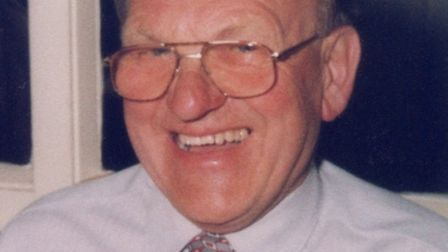 Don Presland, who was the Stevenage Poppy Appeal's second-longest-serving collector, has died.