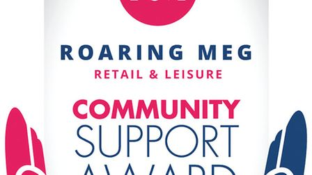 There is still time to put in nominations for the latest Roaring Meg Community Support Award.