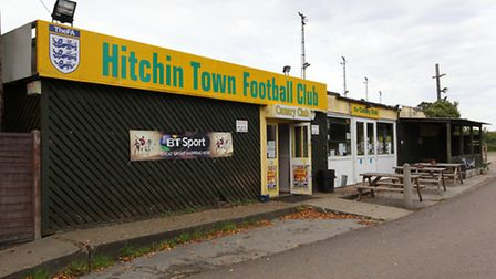 The Arsenal are sending an XI to Top Field to mark Hitchin Town FCs new floodlights.