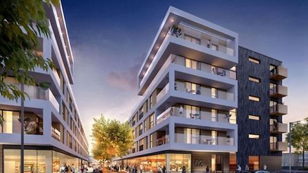 The redevelopment of Park Place, if given the go ahead, is set to kick-start the regeneration of Ste